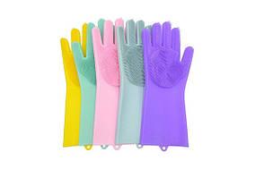 Перчатка для мойки посуды Gloves for washing dishes (W-49) (MD-0267)