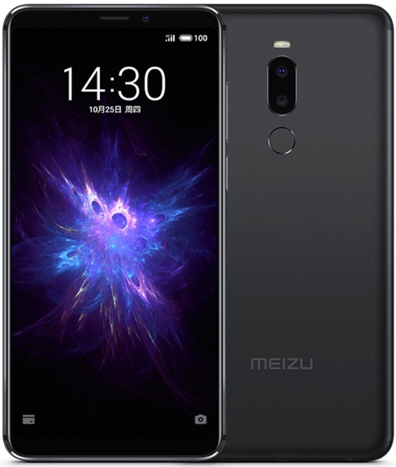 Смартфон Meizu Note 8 4/64GB Black Global