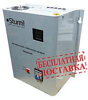 Стабілізатор напруги Sturm PS 93051RV, однофазний, 5 кВт, фото 1