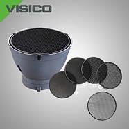 16,3см Соты для рефлектора Visico HC-611 (сота 4*4мм, 20°), фото 2
