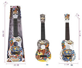 KMS-B34 Гитара струн.  2цв.кор.61*7,5*20 /48/