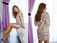 Женская ночная рубашка из натурального хлопка 31odd03, фото 1