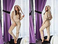 Женский домашний махровый костюм с ушками 31odd16, фото 1