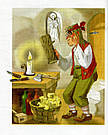 Золотой ключик, или Приключения Буратино. Автор  Алексей Толстой , фото 3