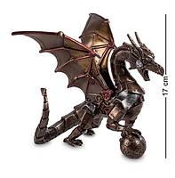 Статуэтка Дракон Стимпанк Veronese WS-296