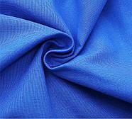 3х3м Фон студийный тканевый Visico PBM-3030 blue Chroma Key синий хромакей, фото 5