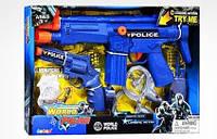 Военный набор «Special force» цвет синий