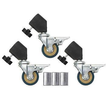 Колеса для стійок і журавлів Visico M11-036A (22-25см)