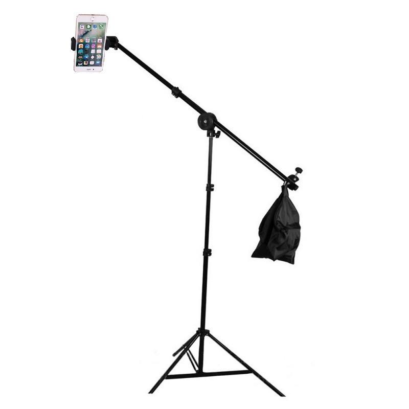 Журавль для легких камер / смартфона Visico LS-5002B-SM, нагрузка до 2 кг