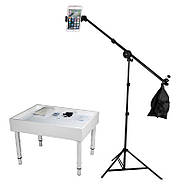 Журавль для легких камер / смартфона Visico LS-5002B-SM, нагрузка до 2 кг, фото 2