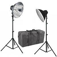 1300Вт Набір постійного світла Visico FL-304 Double Kit