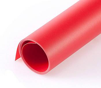 70х130см червоний ПВХ Фон для зйомки Visico PVC-7013 Red