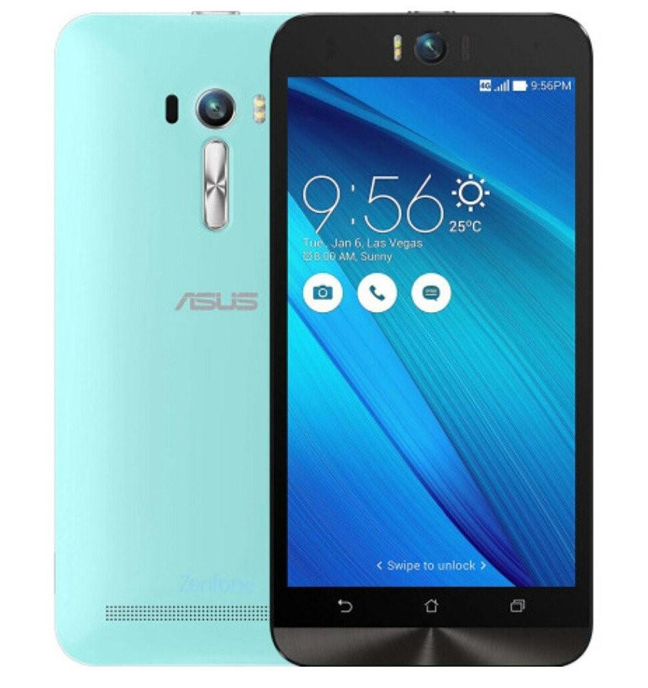 Смартфон Asus Zenfone Selfie 3/16Gb ZD551KL Blue