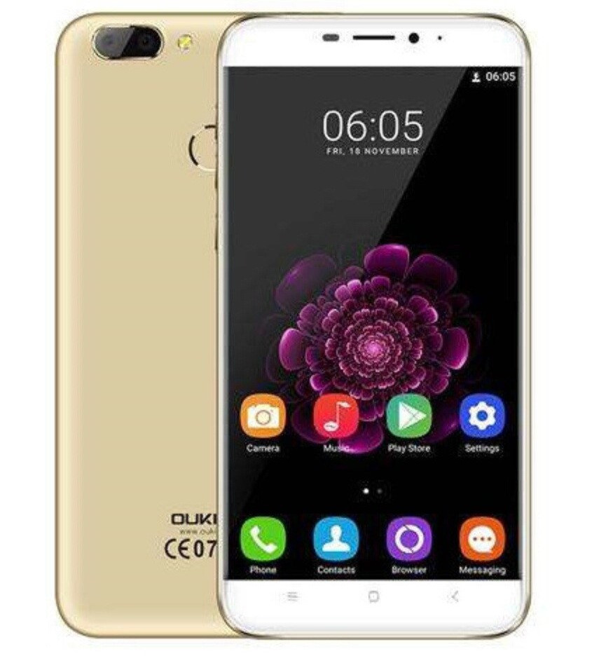 Смартфон Oukitel U20 Plus 2/16GB Gold