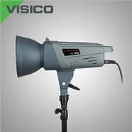 300Дж Студийная вспышка Visico VE-300 Plus, Bowens, фото 4