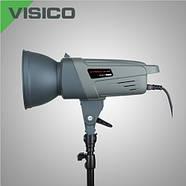 400Дж Студийная вспышка Visico VE-400 Plus, Bowens, фото 4