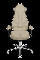 Эргономичное кресло KULIK SYSTEM IMPERIAL Бежевое (703)
