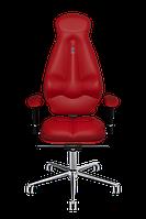 Эргономичное кресло KULIK SYSTEM GALAXY Красное (1104)