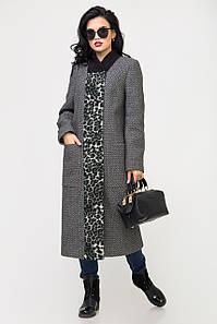 Пальто S-2139 Серый