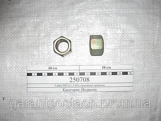 Гайка М22х1,5 стремянки прицепа КамАЗ (Россия) 250708 8350-2912416