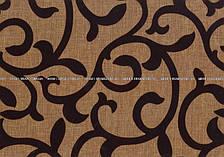 Диван раскладной Марта (Вензель коричневый). Диван с нишей для белья, фото 2
