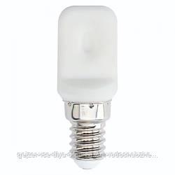 Светодиодная лампа для холодильников Horoz Electric GIGA-4 S22 E14 4W 6400K 220V  (Капсула)