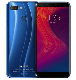Смартфон Lenovo K5 Play 3/32GB Blue Global