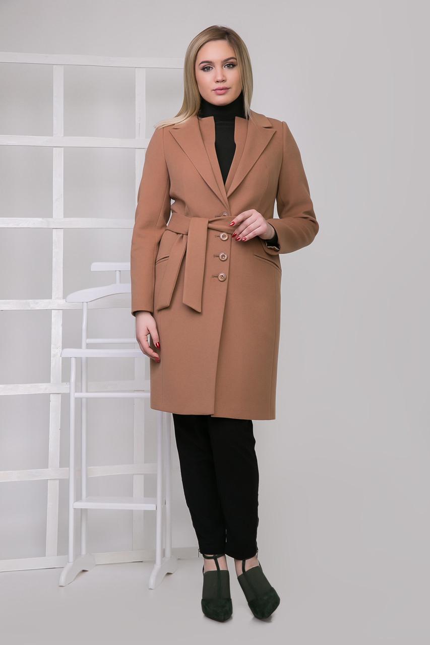Пальто 2-500/9 Карамель