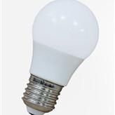 Светодиодная лампочка Е27 3W Пластик + Алюминий