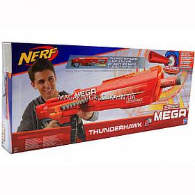 Бластер Hasbro Nerf Мега Фандерхок (E0440)
