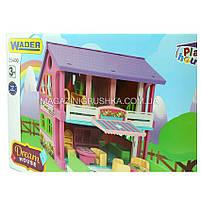Большой домик фирмы Wader - Домик для кукол, фото 5