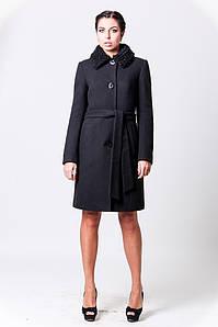 Пальто S-2163 Черный