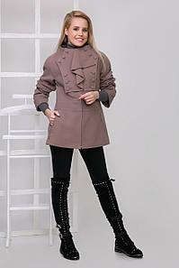Пальто S-2169 Какао