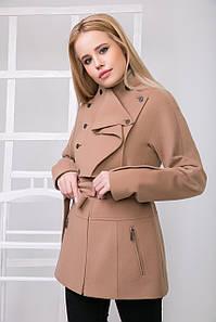 Пальто S-2169 Карамель