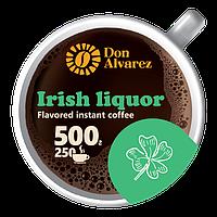 Кофе растворимый с ароматом Ирландский Ликер 500 г сублимированное