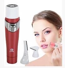 Жіночий Тример 3 в 1 Refreshing Skin Hair Cleansing QL-607