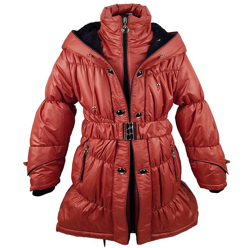 """Детская зимняя куртка для девочки """"Millan"""" (6-7-8-9 лет)"""