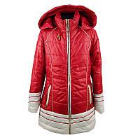 """Детская зимняя куртка для девочки  """"Millan"""" (10-11-12 лет)"""