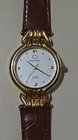 Стильные женские кварцевые наручные часы  Charles Delon. Модель 1568.