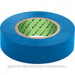 Изолента ПВХ Сибртех 15мм 10м синяя