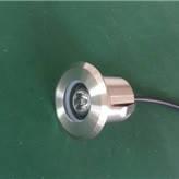 Грунтовый светодиодный светильник 3W , фото 1