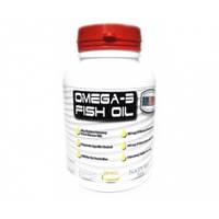 DL Nutrition - Omega-3 Fish Oil 1200 mg 60 caps.Зарекомендовала себя как производитель очень качественной прод