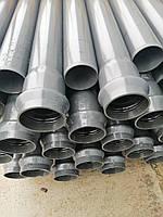 Труба НПВХ Ø110х4,2мм, PN10 для напорного водопровода