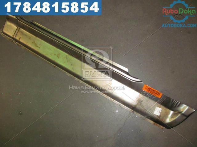 Порог левый ВАЗ-2121 (нива) (производство  Экрис)  21210-5401065-00