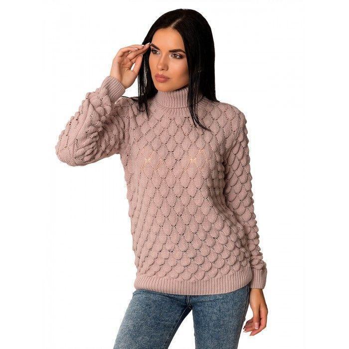 Ажурний светр розмір 42-46