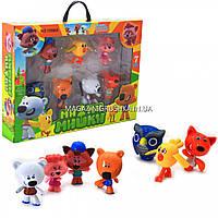 Детский игровой набор фигурок «Мишки Мимимишки», 7 фигурок (155605)