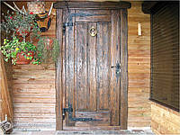 Двери в стиле лофт. Двери из дерева под заказ. Деревянные двери под заказ.Деревянные арочные двери. LOFT