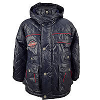 """Детская зимняя куртка для мальчика """"Onbuco"""" 110-116-128 см                                          , фото 1"""