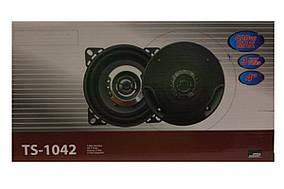 Авто акустика TS-1042 (4\'\', 3-х полос., 420W) (MD-0416)