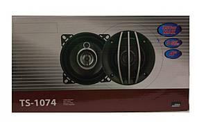 Авто акустика TS-1074 (4\'\', 3-х полос., 350W) (MD-0417)